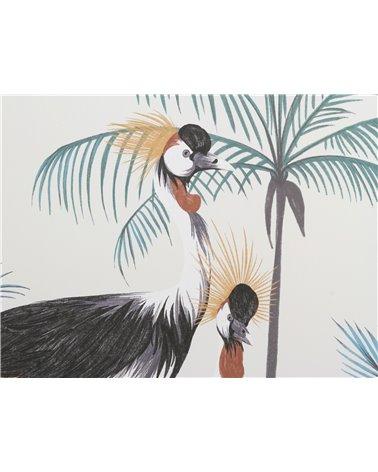 Cuadro aves