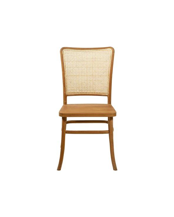 Mesh chair Nat