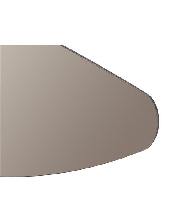 Smoked decorative mirror