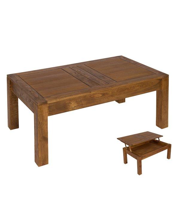 Ohio elevable coffee table