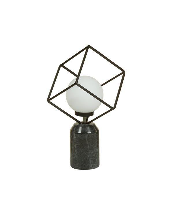 Llum de taula marbre