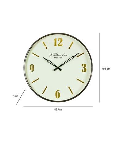 Reloj de pared William