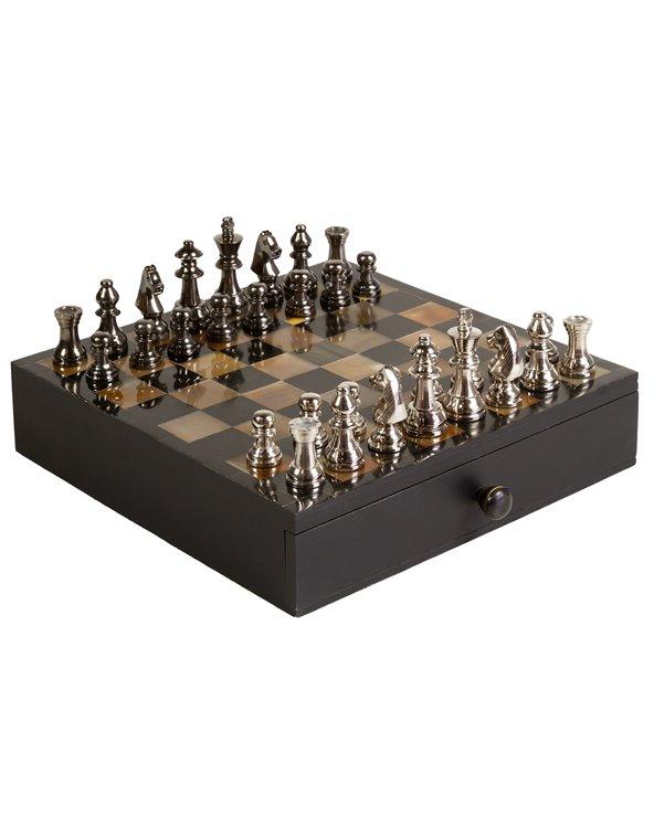 Escacs Silver amb calaix