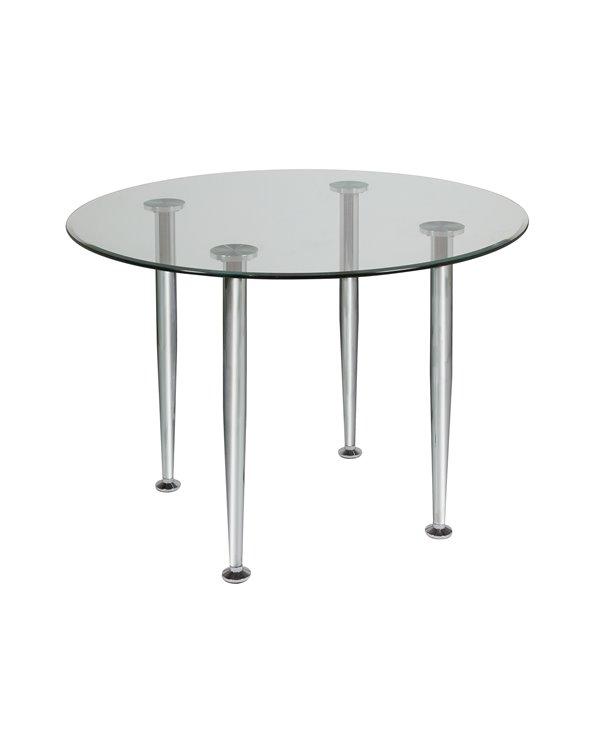 Mesa de jantar de vidro CIR