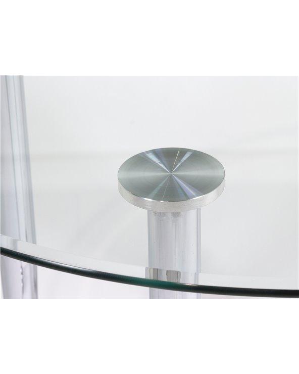 Glass dining table CIR