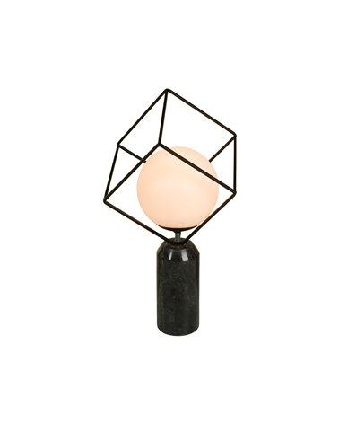 Lámpara de mesa mármol
