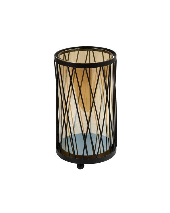 Round candle holder