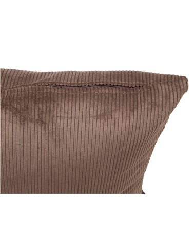 Cojín pana chocolate 45x45 cm