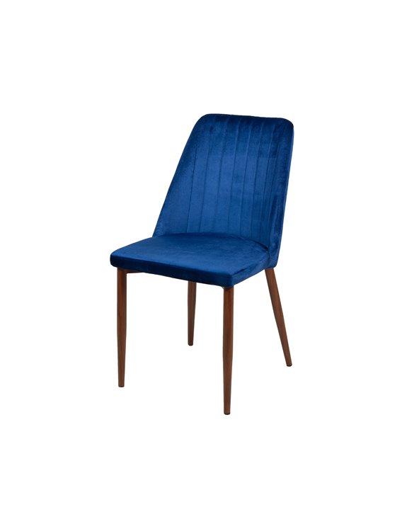 Cadira Dark blava
