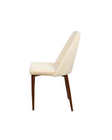 Dark beige chair