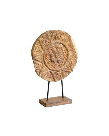 Figura madera Star hecha a mano