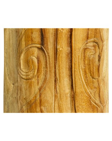 Handmade wooden figure Mito