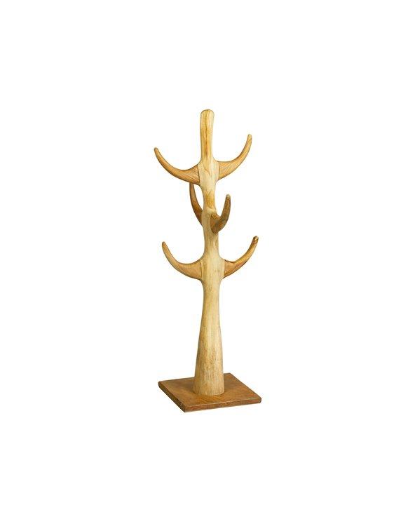 Figura fusta Arbre feta a mà