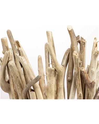Handmade Trunks Candlestick - Reclaimed Drift Wood