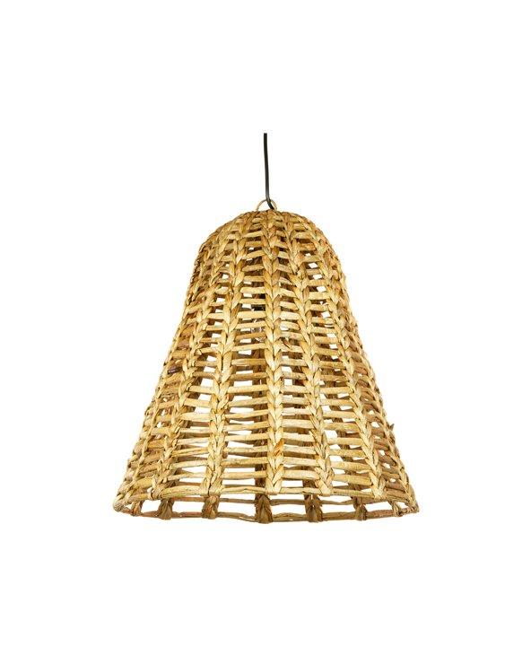 Lámpara de techo Hojas hecha a mano