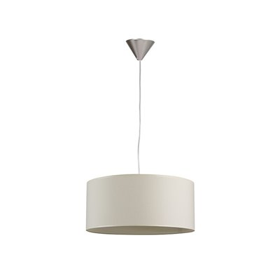 Lámpara de techo loneta