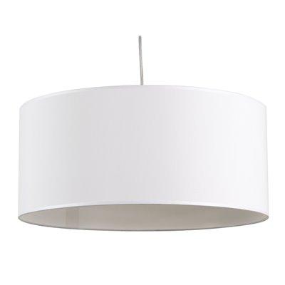 Lámpada de teito branca