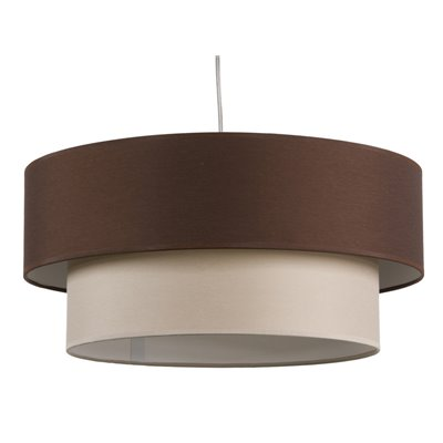 Doublesheet ceiling lamp