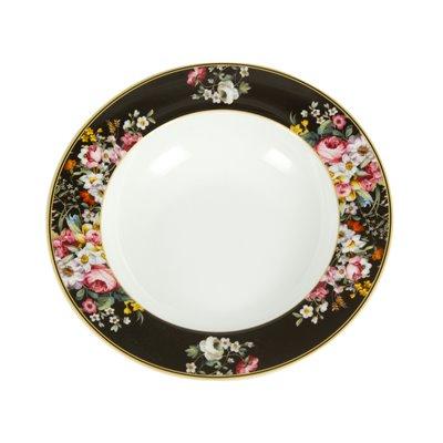 Bloom Black bowl