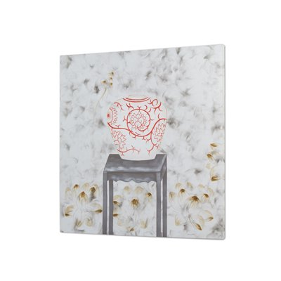 Oil painting 80x80 cm