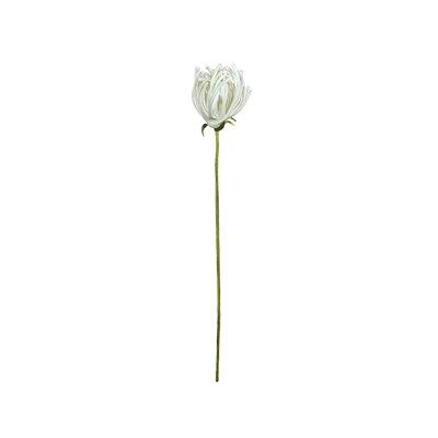 Flor espuma gris 85 cm