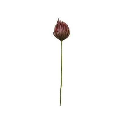 Schaum Blume lila 87 cm