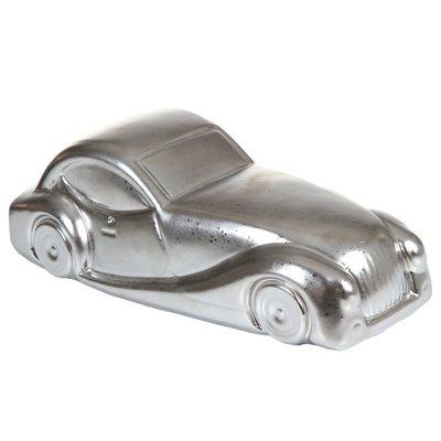 Figura cotxe plata