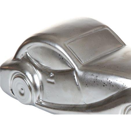 Figura coche plata