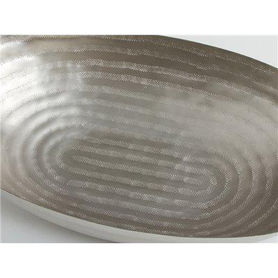 Centro oval plata