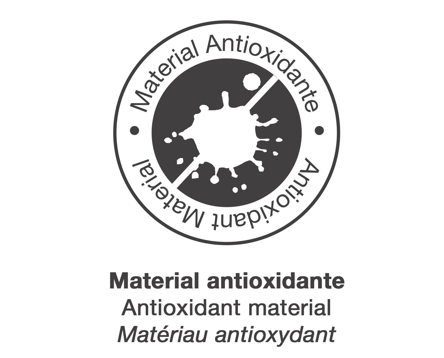 Material Antioxidante